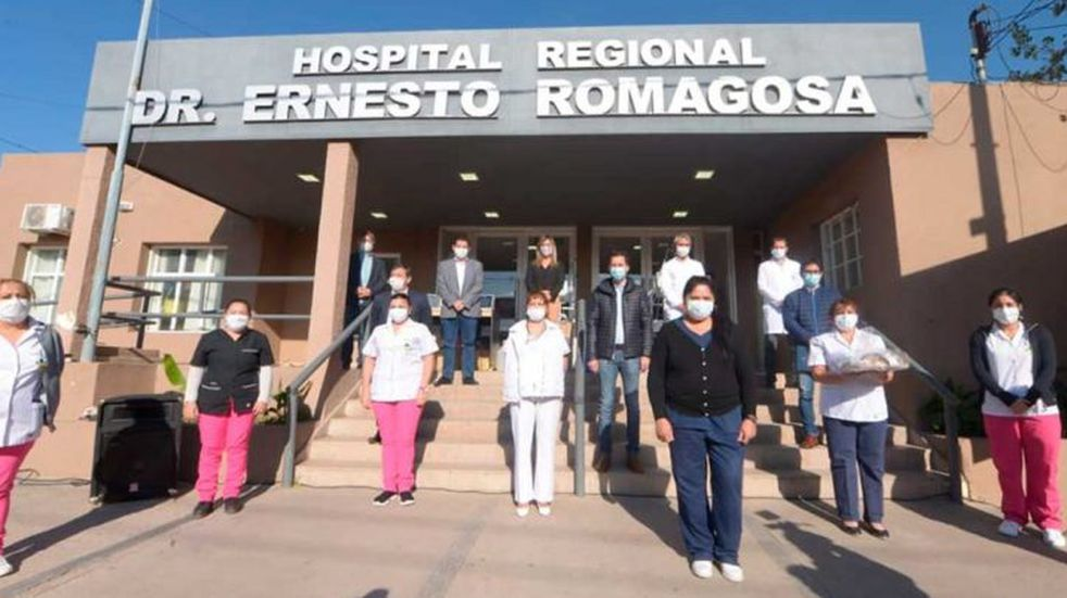 Suman equipamiento en hospitales de Jesús María y Deán Funes