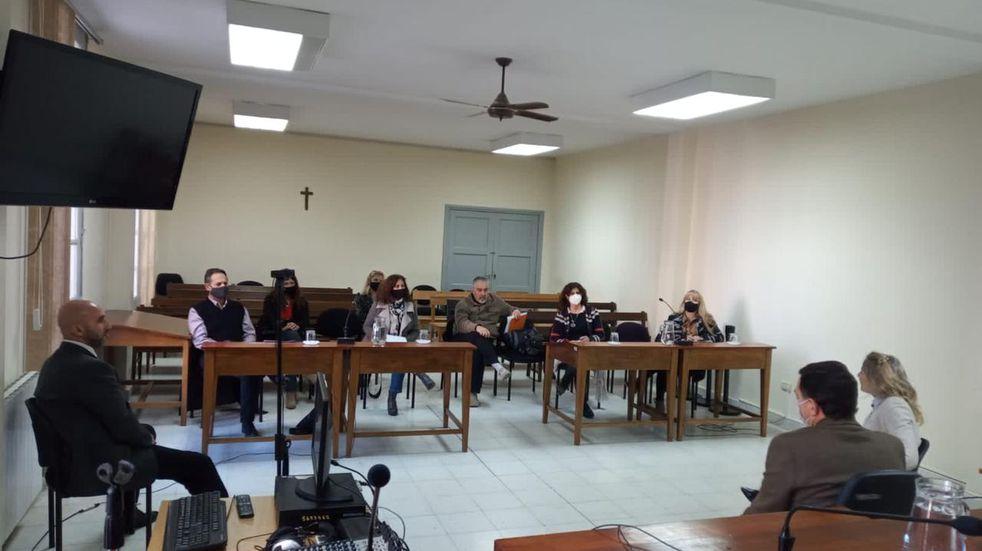 Los magistrados serán los encargados de ir a las aulas en todo e sur mendocino a explciar como es el sistema de los juicios por jurado.