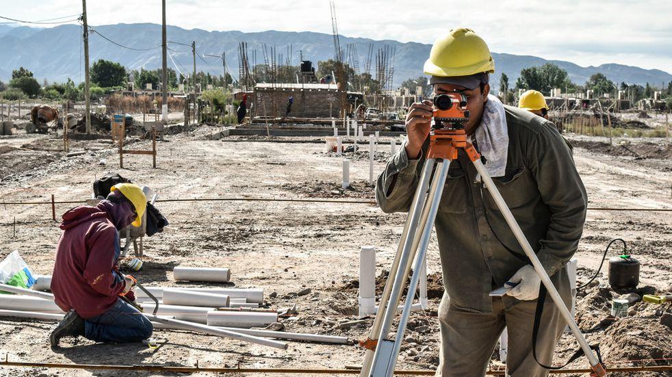 Este año construirán 400 viviendas del Procrear en San Juan
