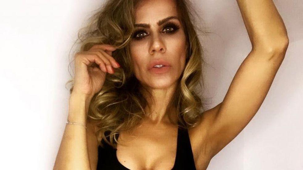 El destape hot de María Laura Cattalini la coach de Fer Dente y Maca Rinaldi en el Súper Bailando