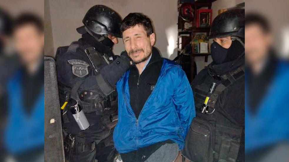 Fuga de Piñero: recapturaron a Martín Cartelli en Ramallo