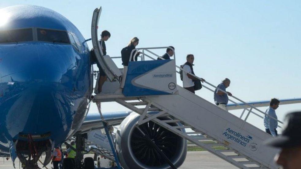 Pasajeros que lleguen al aeropuerto de Jujuy podrán tomar colectivos a la ciudad