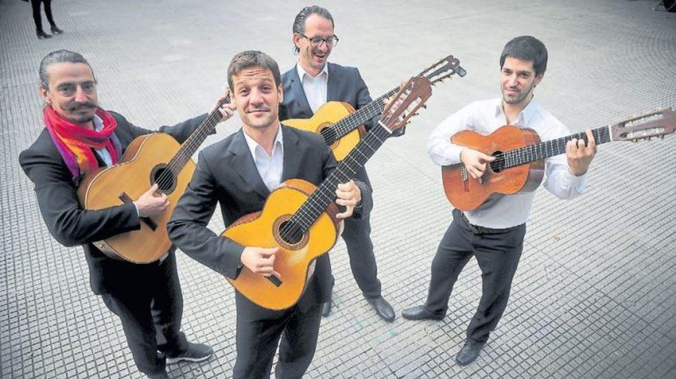 Rodrigo de la Serna y el Yotivenco llegan al Cine Teatro Monumental Sierras