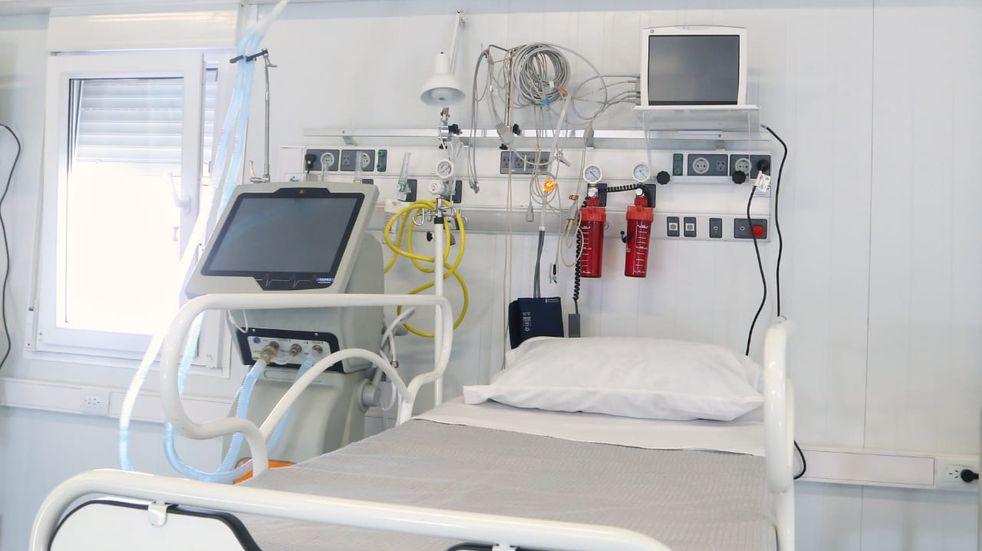 Coronavirus en Santa Fe: ya hay casi 100 camas críticas en la capital