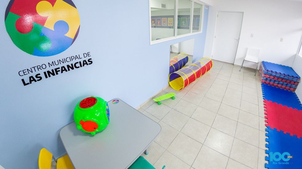 Primer Centro Municipal de las Infancias a punto de abrir sus puertas