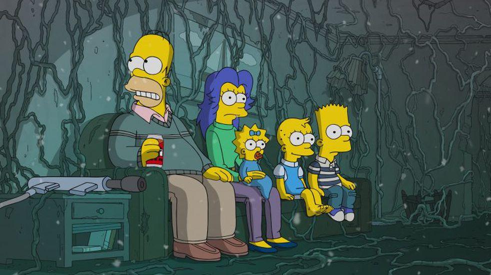 """La nueva temporada de """"Los Simpson"""" se estrenará en exclusiva en Disney+"""