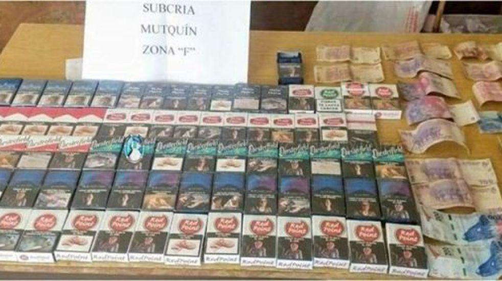 Detuvieron a un joven que había robado cigarrillos en un negocio de Pomán