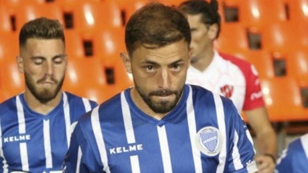 Hernán Bernardello, otro refuerzo para Belgrano
