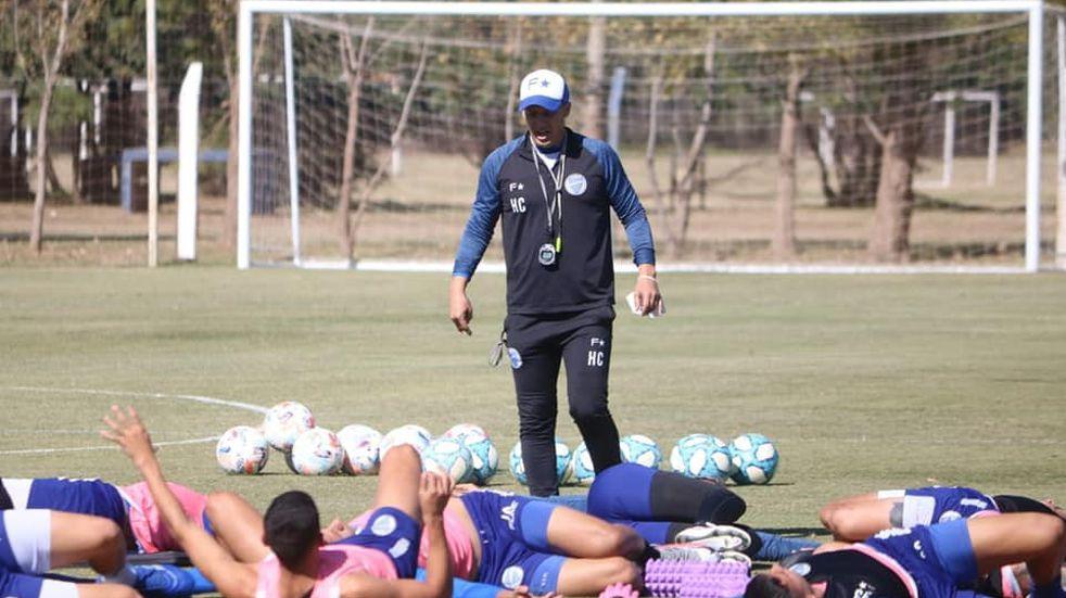 Godoy Cruz ya está en Córdoba para enfrentar a Boca Unidos por la Copa Argentina