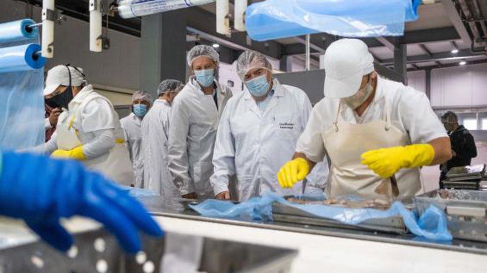 Una veintena de empresas marplatenses participan de la Misión Comercial en Uruguay