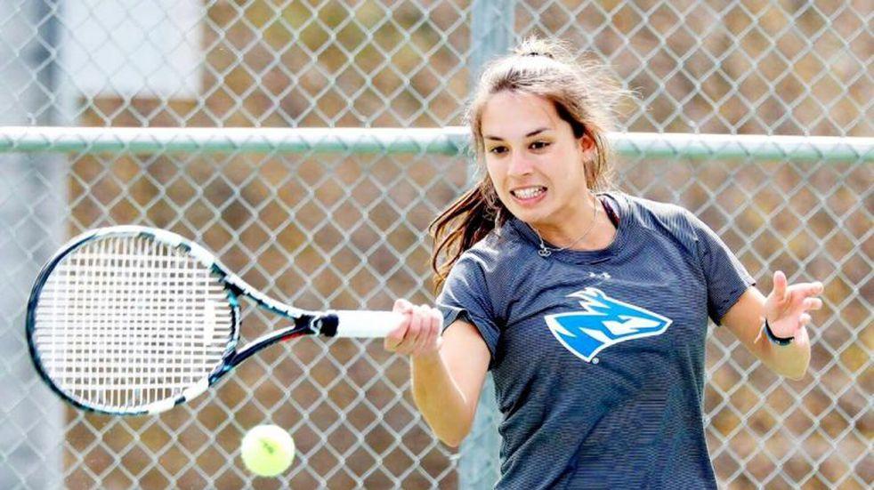 Las universidades de Estados Unidos reclutan a jóvenes tenistas argentinos