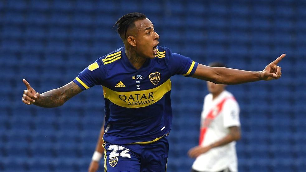 Boca: Sebastián Villa no fue a entrenar y está cada vez más lejos del club