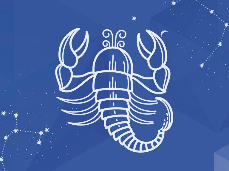 Escorpio es un signo de agua.