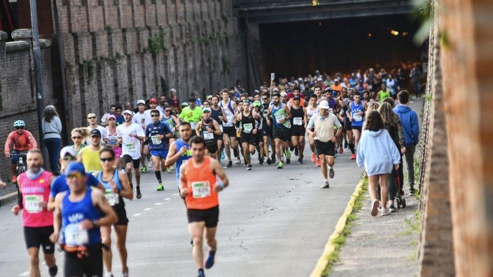 Alrededor de 3.000 personas compitieron en tres modalidades diferentes durante la jornada.