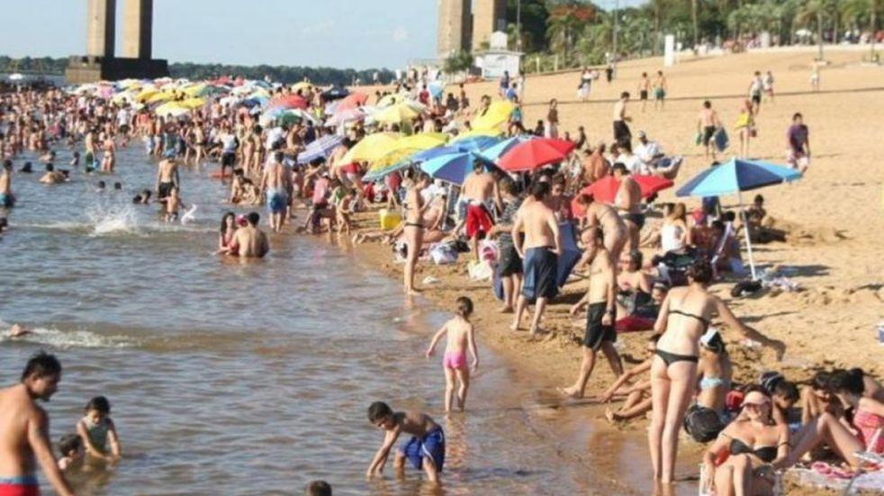 En Corrientes el colectivo es gratuito hasta las playas