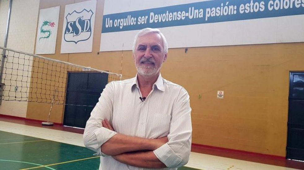 """Domingo Benso: """"para mí ya pasó, di vuelta la página"""""""