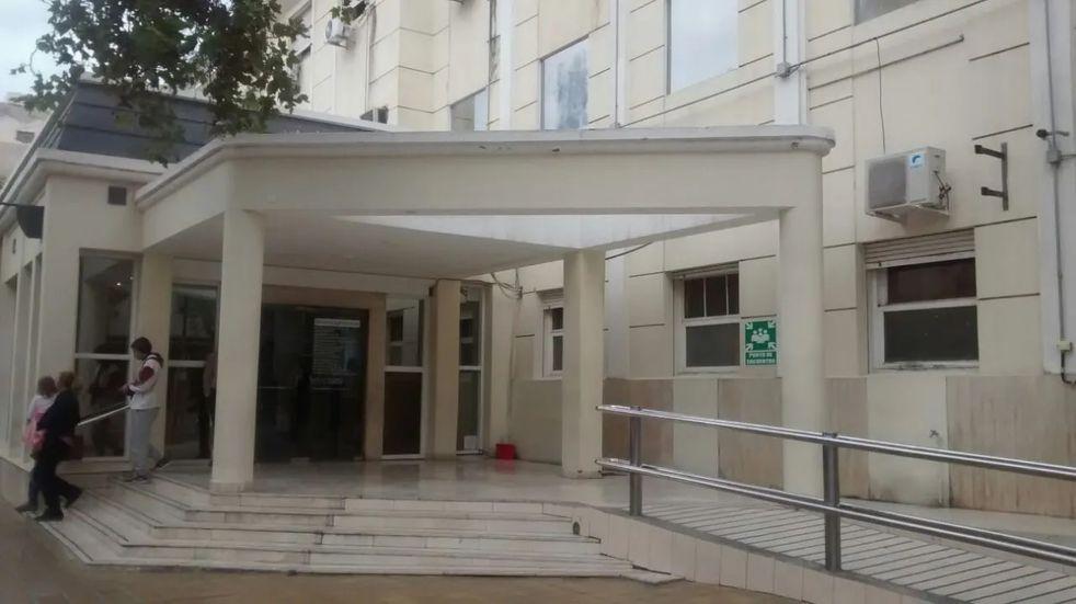 La polémica se desarrolló en la clínica CIMYN, ubicada en el centro sanjuanino.