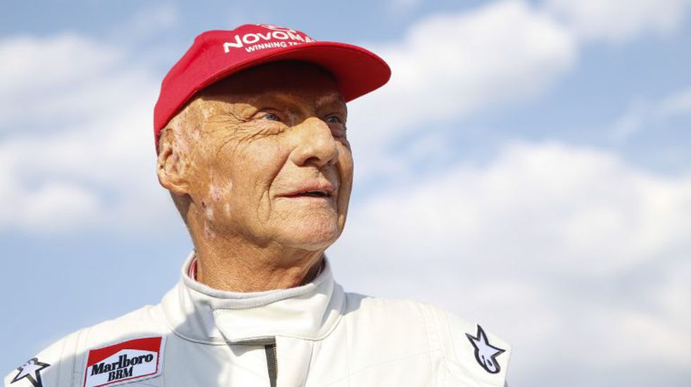 Murió el ex piloto de Formula 1 Niki Lauda