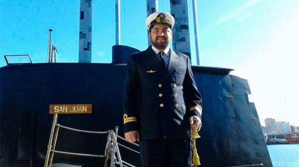 ARA San Juan: el recuerdo de la familia del submarinista concordiense