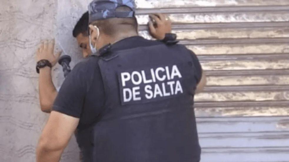 Piden la prisión preventiva para los 11 efectivos acusados de abuso policial en Salta