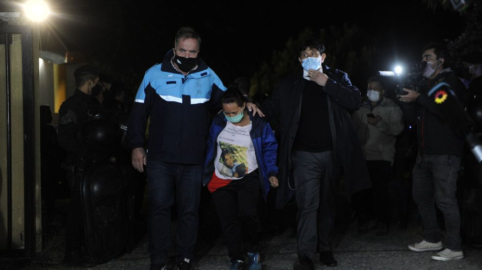 Gran operativo para encontrar a Maia, la nena que fue secuestrada por un hombre en Buenos Aires.