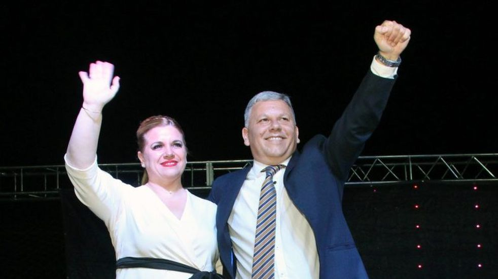 Gustavo Benedetti asumió como intendente de Arroyito