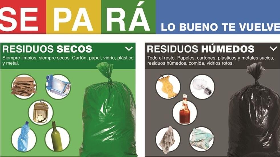 Relanzan la  Campaña de concientización de Gestión Ambiental