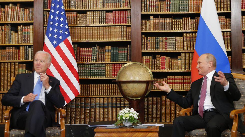 Putin y Biden acordaron la normalización de las relaciones diplomáticas entre Rusia y Estados Unidos