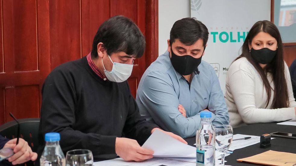 Tolhuin: se llevó a cabo la apertura de la Licitación pública 07/2021