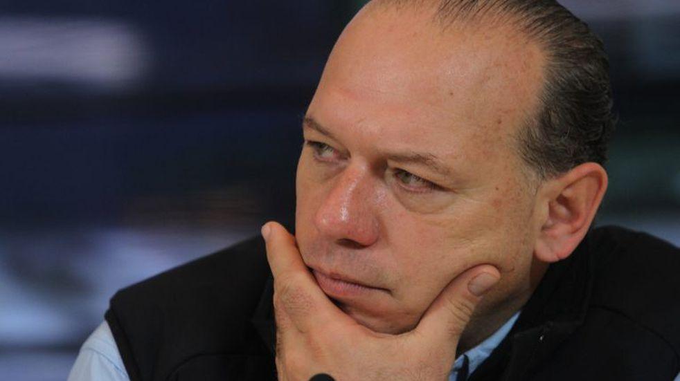 """Berni habló sobre lo que pasó en Quilmes: """"La orden era no reprimir, pero no se cumplió"""""""