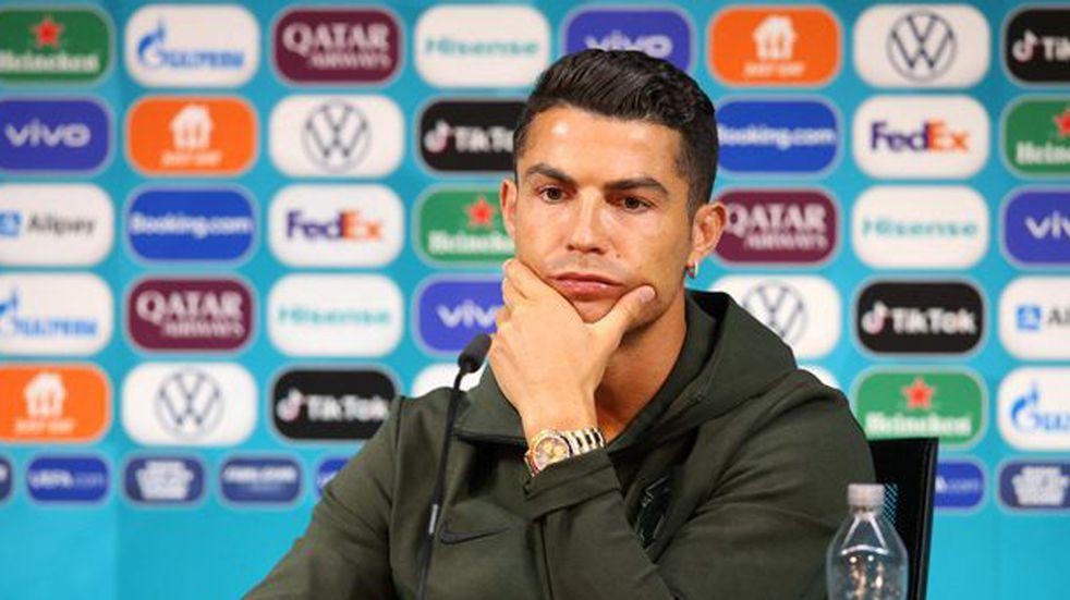 Cristiano Ronaldo y Paul Pogba: dos gestos polémicos con patrocinadores de la Eurocopa