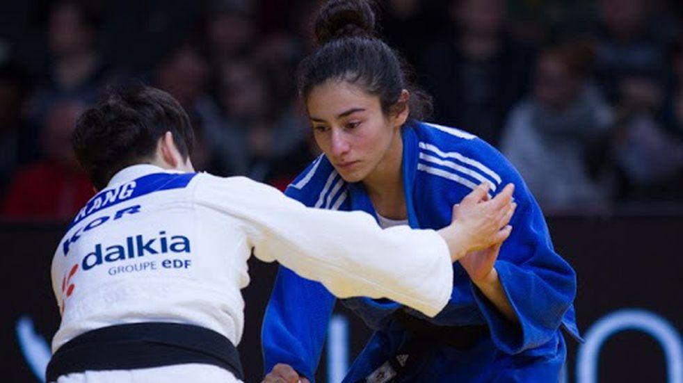 Destacada actuación de Keysi Perafán en la Copa del Mundo de Judo