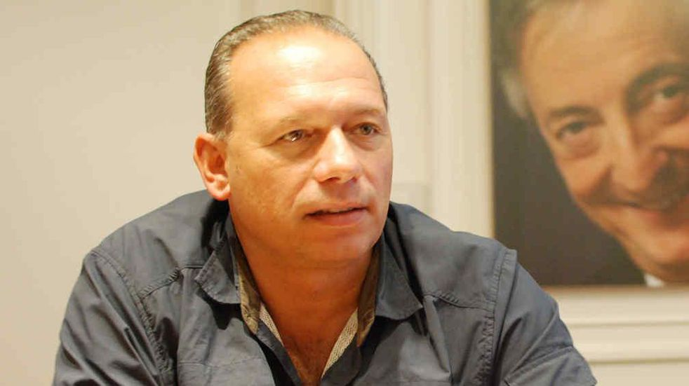 Sergio Berni cantó y grabó un chamamé para homenajear a los caídos en Malvinas
