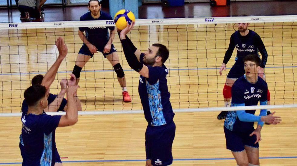 Vóleibol: Un jugador mendocino y 2 sanjuaninos con Covid-19