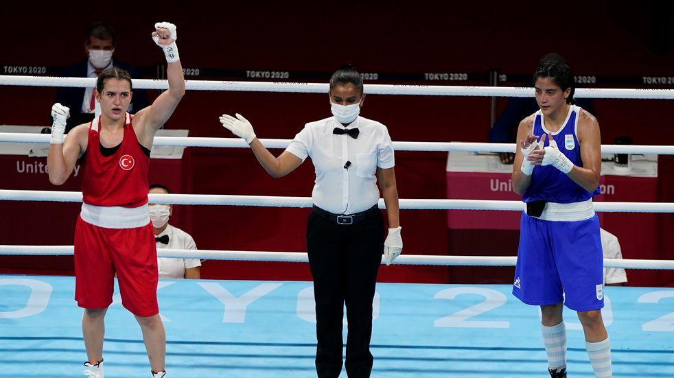 Juegos Olímpicos: Dayana Sánchez debutó con derrota en Tokio 2020 y cumplió un sueño