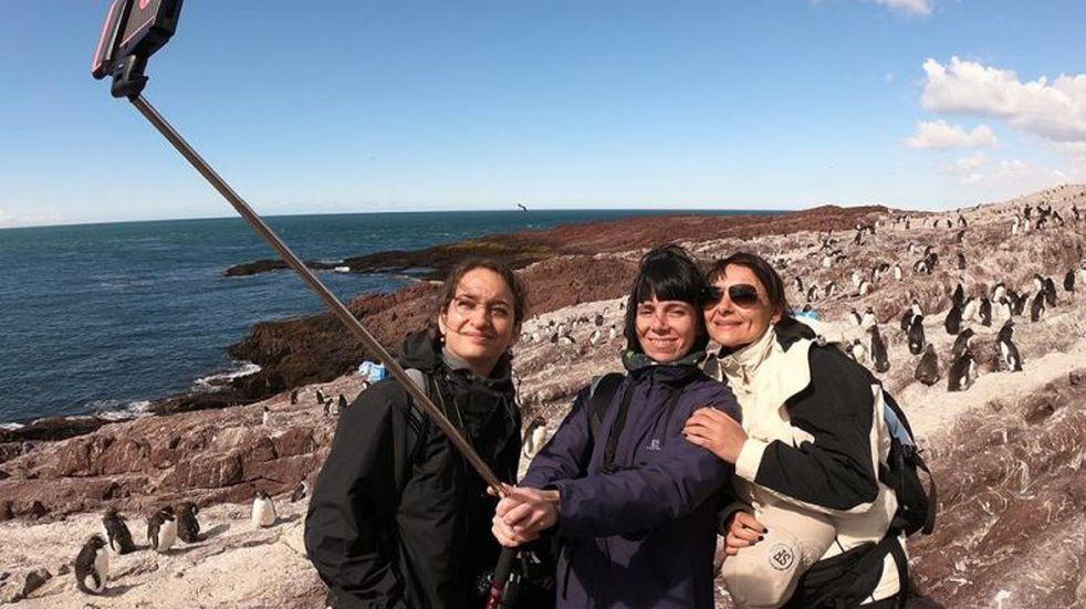 Puerto Deseado: realizan jornada de observación de aves
