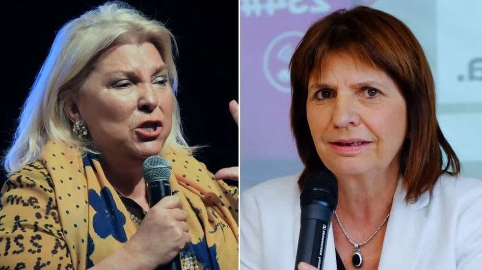 Elisa Carrió se reunió con Patricia Bullrich tras anunciar su candidatura a diputada