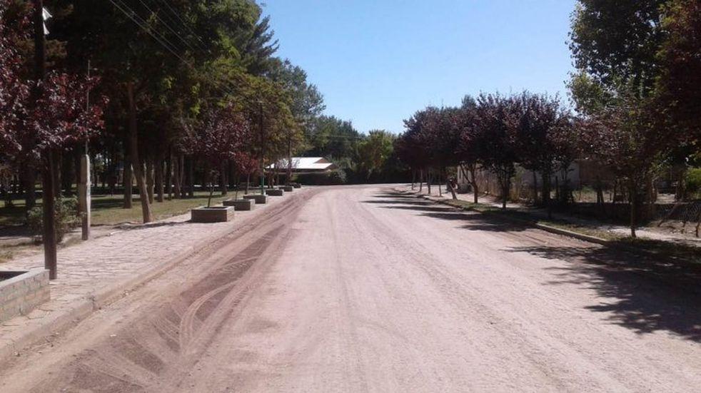 Un pueblo de Neuquén quedó sin Bomberos Voluntarios luego de quedar todos aislados