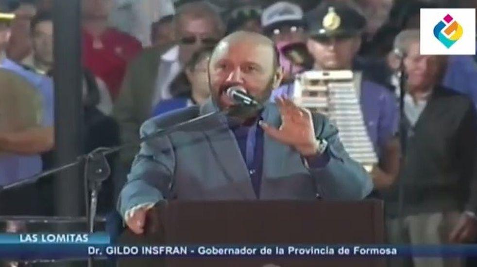Viral: el video de Gildo Insfrán al ritmo de La Cobra explotó en las redes
