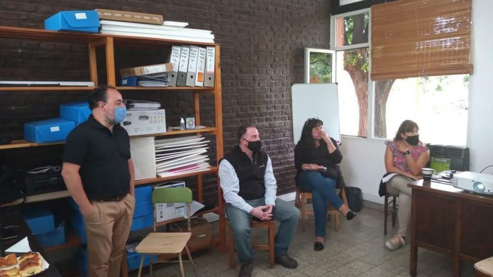 Exitosa reunión del Área de Discapacidad del municipio