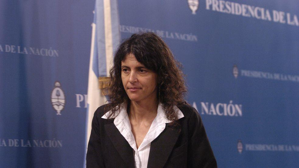 Romina Picolotti. (Foto: Archivo Clarín)