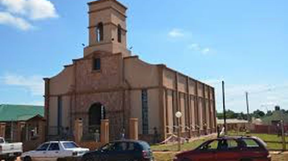 """Posadas tiene una nueva parroquia: """"Santo Cura Brochero"""" en el barrio Itaembé Guazú"""
