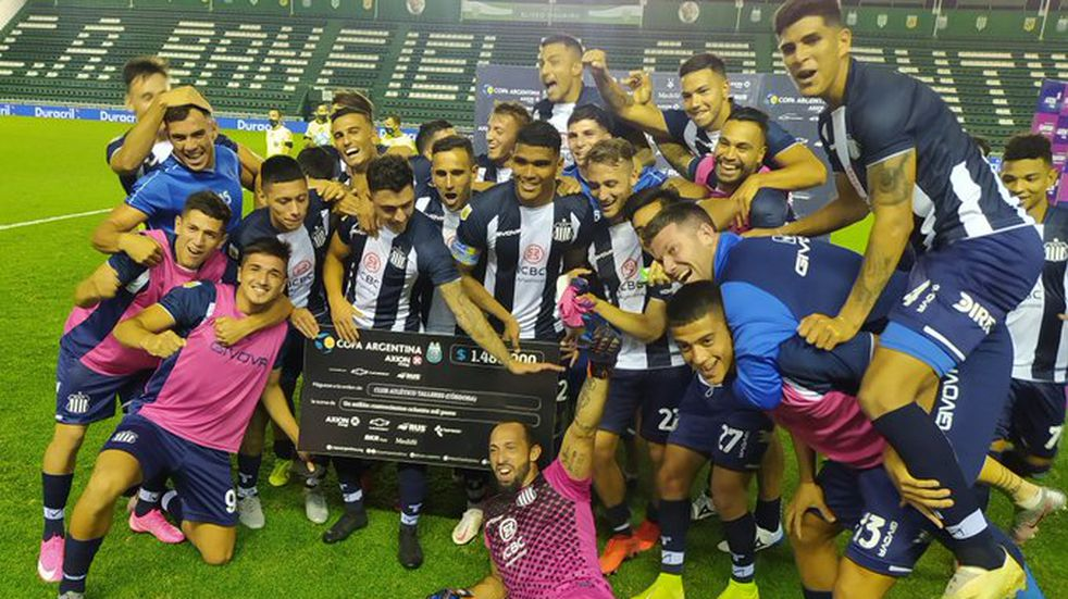 Talleres le ganó por penales a Vélez por Copa Argentina y pasó a octavos de final