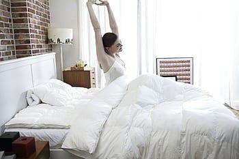 Mujer durmiendo, foto ilustrativa (Web)