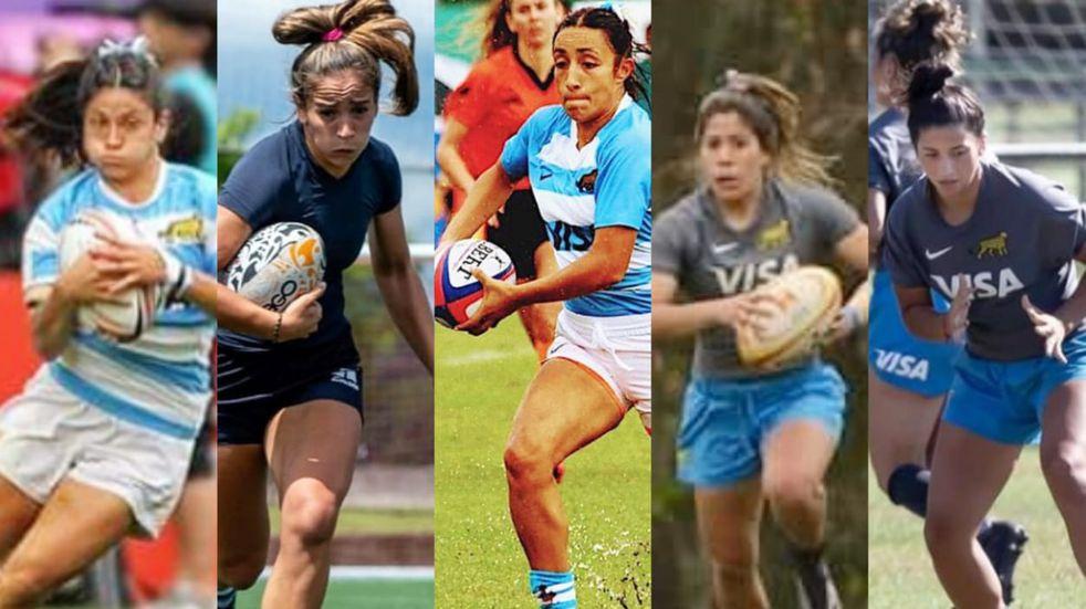 Rugby femenino: cinco tucumanas en la tercera concentración de Las Pumas