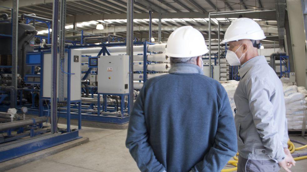 El corte de energía del fin de semana dejó fuera de servicio la Planta de Osmosis inversa, por lo que se ve restringido el ingreso de agua