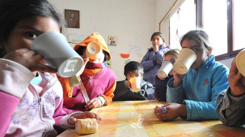 Una verdulería del centro regala meriendas para niños en situación de vulnerabilidad