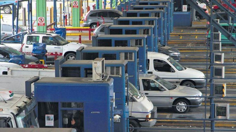 El Gobierno frenó los aumentos en las tarifas de los peajes