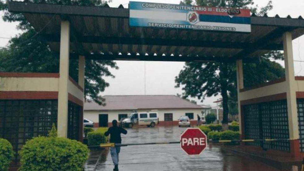 Abogada intentó ingresar dinero en efectivo para un recluso de la cárcel de Eldorado