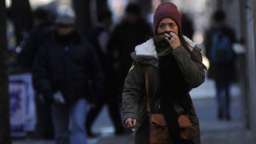 Anticipo de invierno: viernes frío y nublado en la capital jujeña